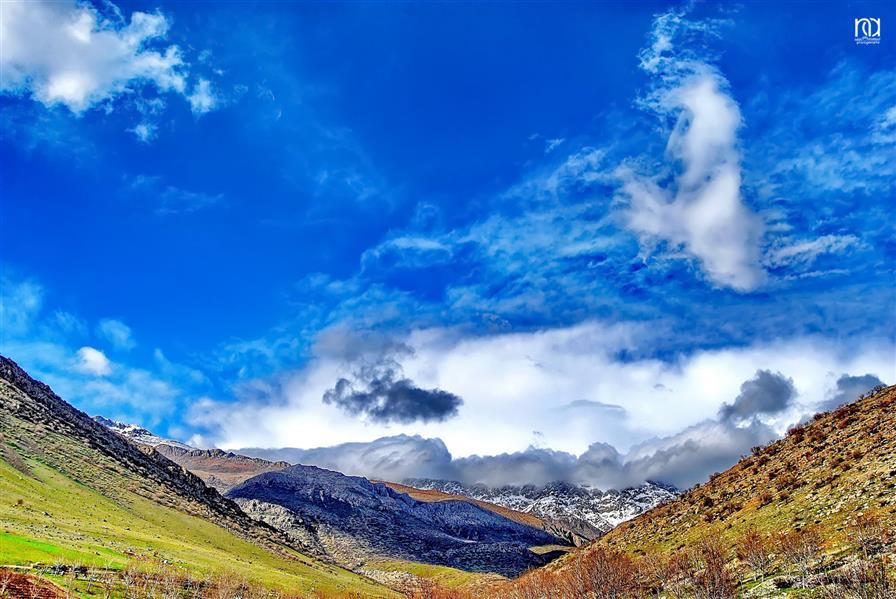 هنر عکاسی محفل عکاسی nader akbarpour(mezgana) طبیعت روستای دره تنگ-الشتر-لرستان