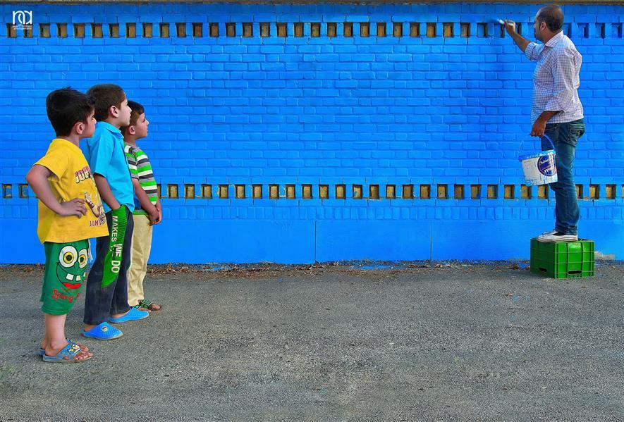 هنر عکاسی محفل عکاسی nader akbarpour(mezgana) کودکانه