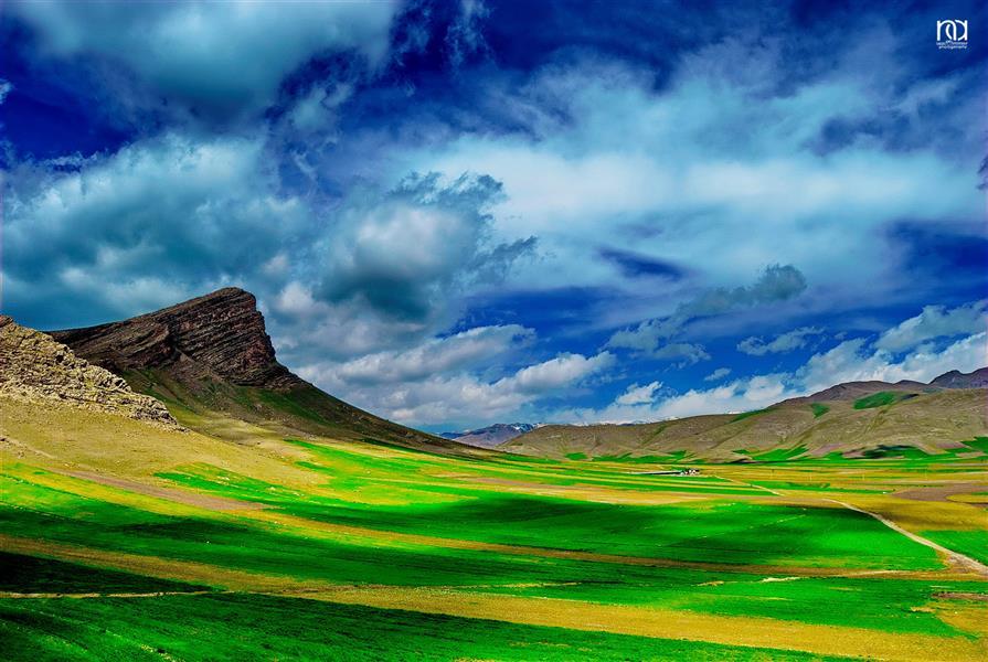 هنر عکاسی محفل عکاسی nader akbarpour(mezgana) طبیعت روستای هنام الشتر، لرستان