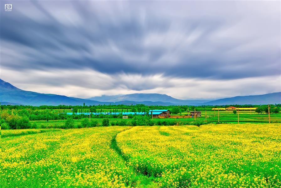 هنر عکاسی محفل عکاسی nader akbarpour(mezgana) طبیعت روستای گریران شهرستان الشتر٬لرستان