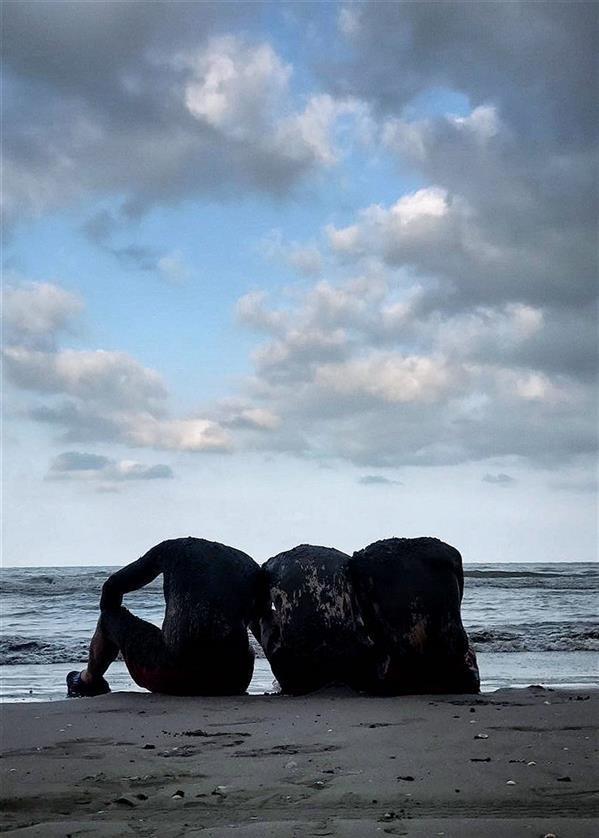 هنر عکاسی محفل عکاسی سجاد دادپور #هویت  ابعاد: ٩٠.٤٠