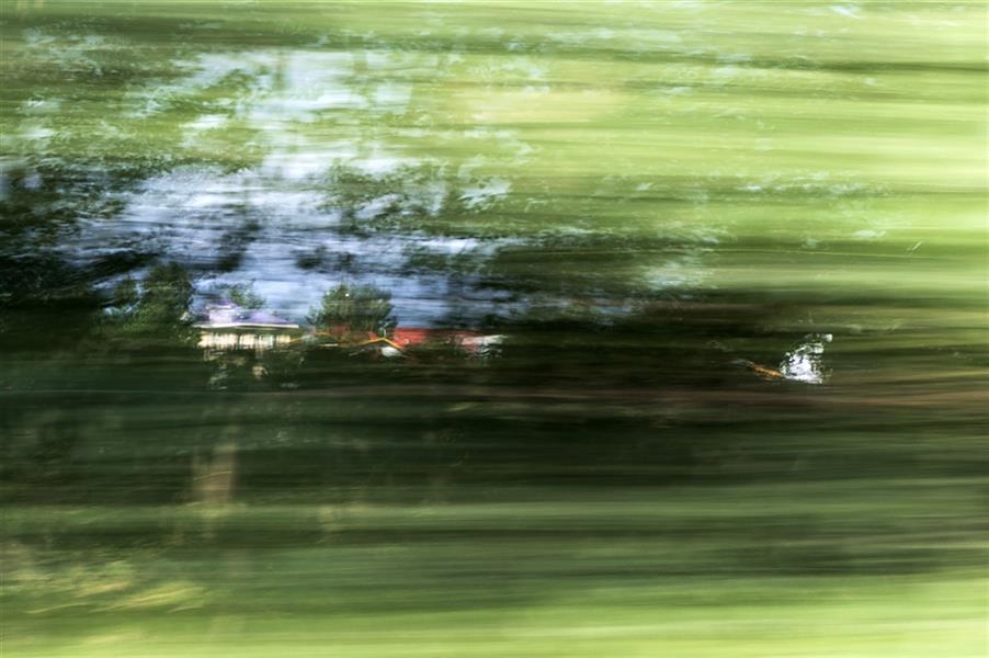 هنر عکاسی محفل عکاسی هادی ابری  #فوتوریسم #طبیعت #منظره #هادی-ابری   اندازه 40 در 60 قاب شده و شیک