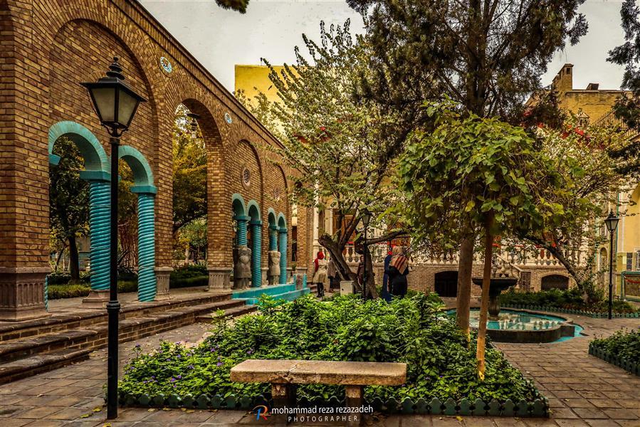 هنر عکاسی محفل عکاسی محمدرضا رضازاده خانه وموزه استاد مقدم درتهران
