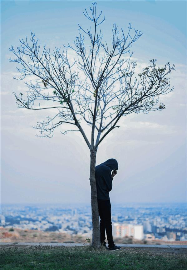 "هنر عکاسی محفل عکاسی شایان رامشت ""lonelier"" #مینیمال"