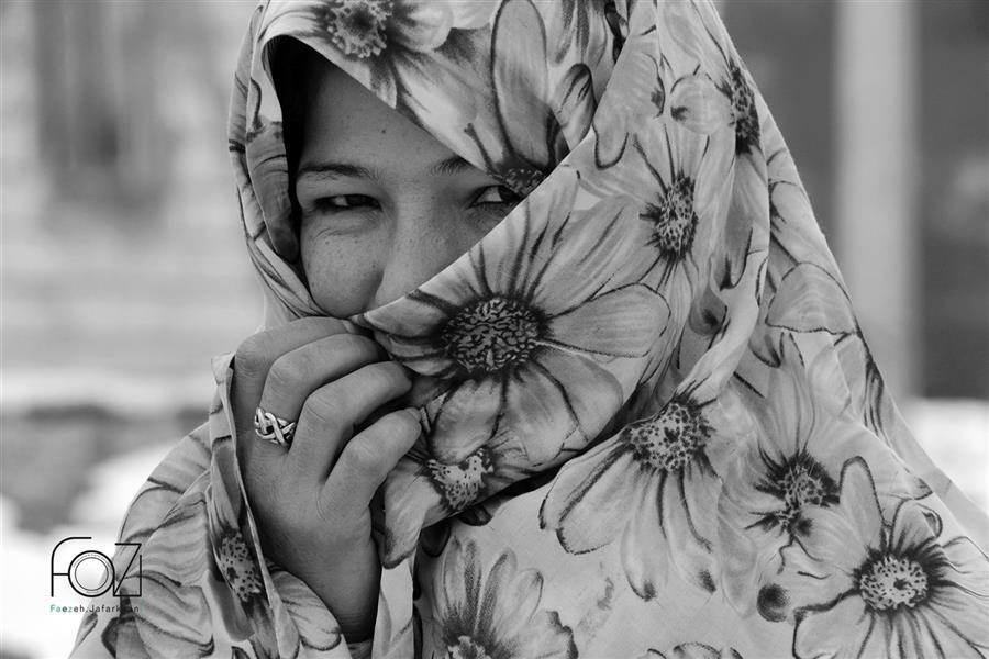 هنر عکاسی محفل عکاسی فائزه جعفرخانی ۵۰×۷۰