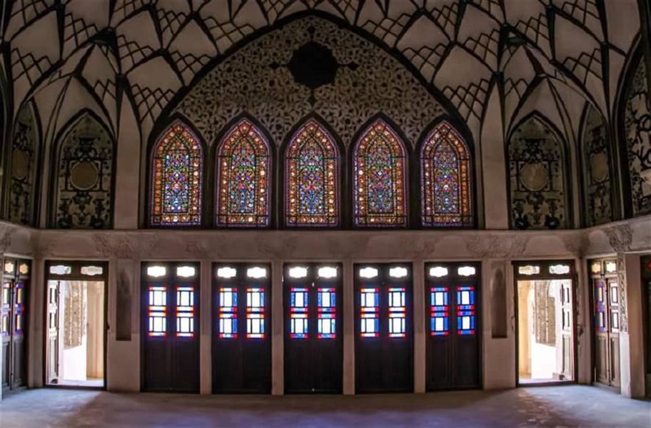 هنر عکاسی محفل عکاسی محسن فروغی فر معماری سنتی ۴۰×۶۰