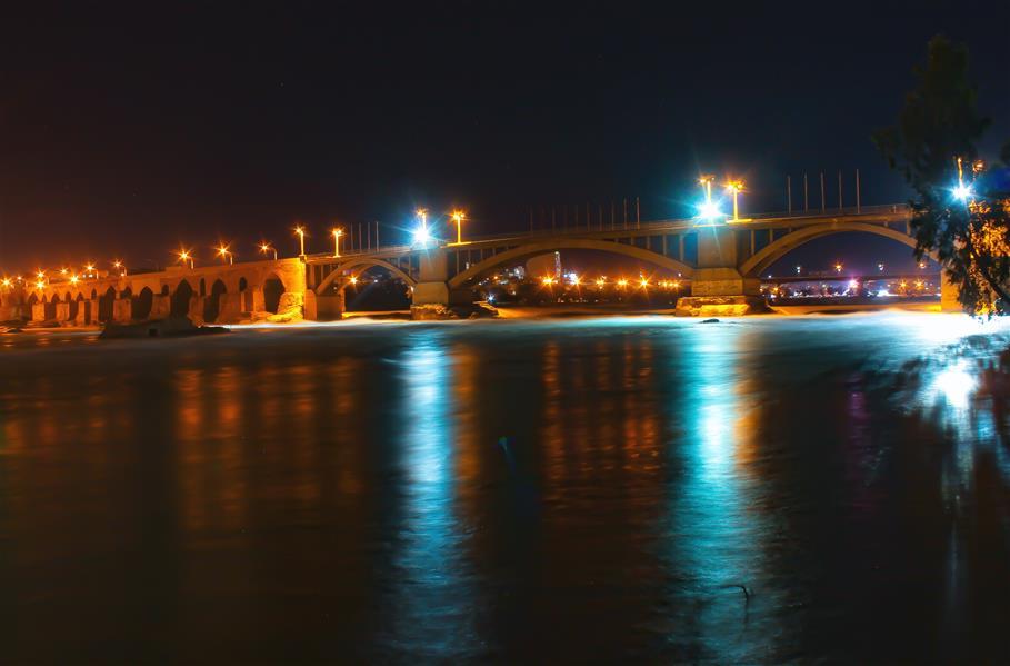 هنر عکاسی محفل عکاسی آرش وفایی #Bridge #iran #road #arashvafaei #street