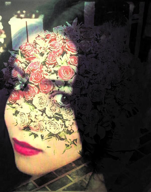 هنر عکاسی محفل عکاسی طاهره قاسمی گلها در مقابل زیبایی تو رنگ میبازند ... خواهر زیبای من ... #خواهر#هنر_عکاسی#عکس#زیبایی#گرافیک#برجسته_سازی#گلهای_زیبا