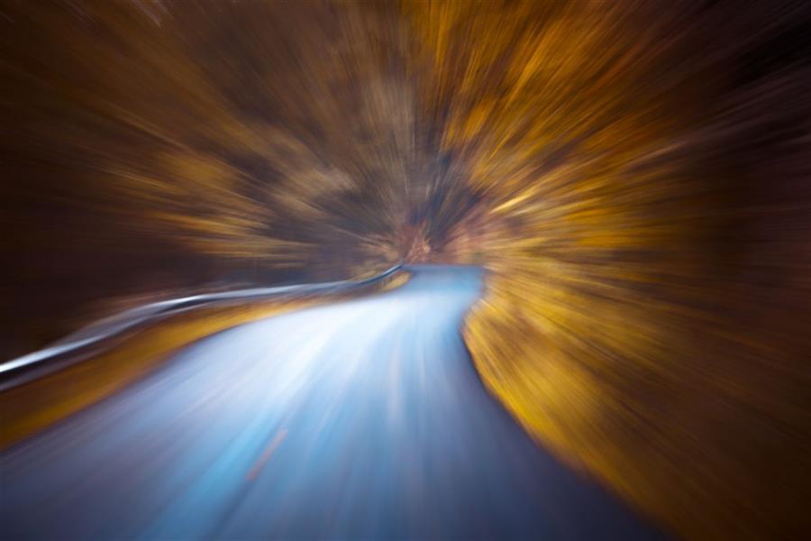 هنر عکاسی محفل عکاسی محمد پوریانی سبک : impression تکنیک : icm #photography#abstract#impression#icm