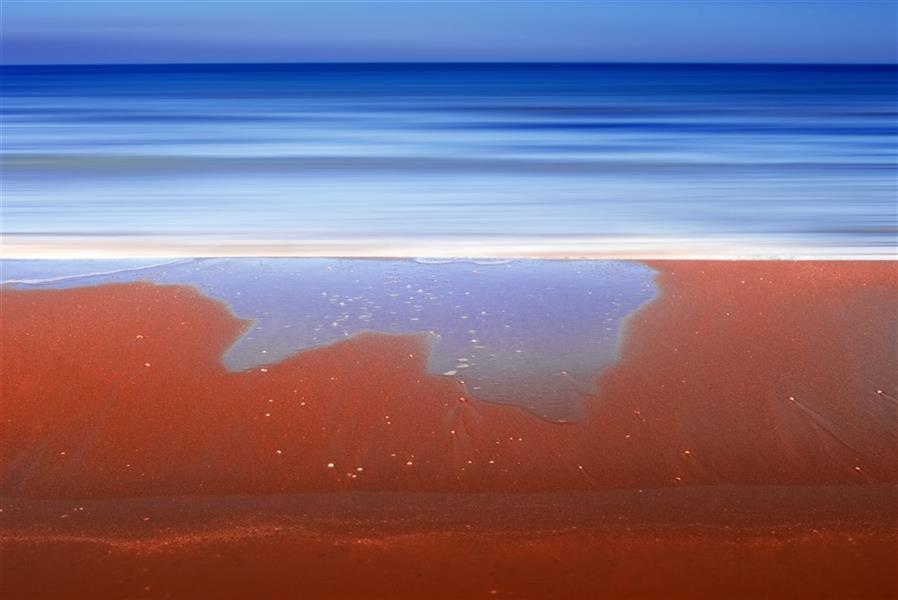 هنر عکاسی محفل عکاسی محمد پوریانی #landscape# photography# abstract# beach#photo