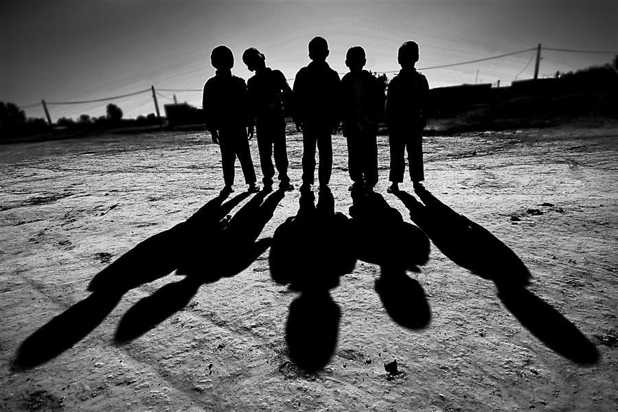 هنر عکاسی محفل عکاسی محمد جواد شادکام سایه های قدبلند