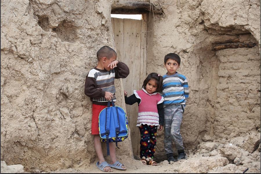 هنر عکاسی محفل عکاسی منصور رضائی زاده کودکان و فقر