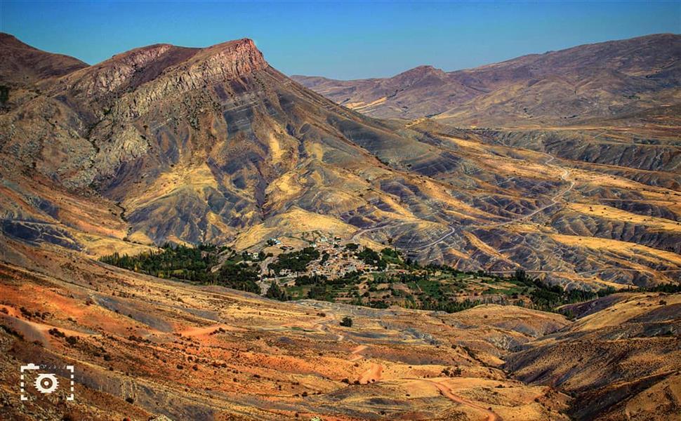 هنر عکاسی محفل عکاسی Vahid-bS #کوهستان#روستا#پاییز