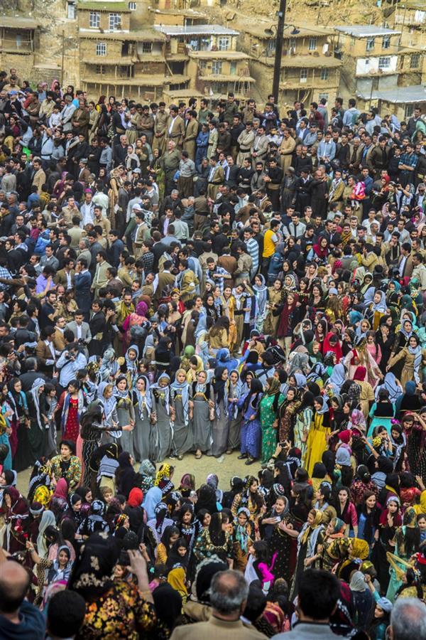 هنر عکاسی محفل عکاسی میلادمولودی #رقص کوردی