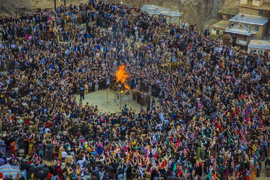 هنر عکاسی محفل عکاسی میلادمولودی #نوروز در#کردستان