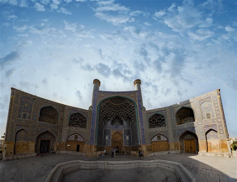 هنر عکاسی محفل عکاسی Mohammad amini مسجد امام. میدان نقش جهان، اصفهان