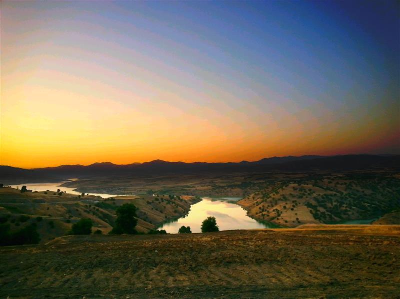 هنر عکاسی محفل عکاسی peshawa alizadeh سردشت،آذربایجان غربی #سردشت #تابستان #آذربایجان غربی #سد #دریاچه