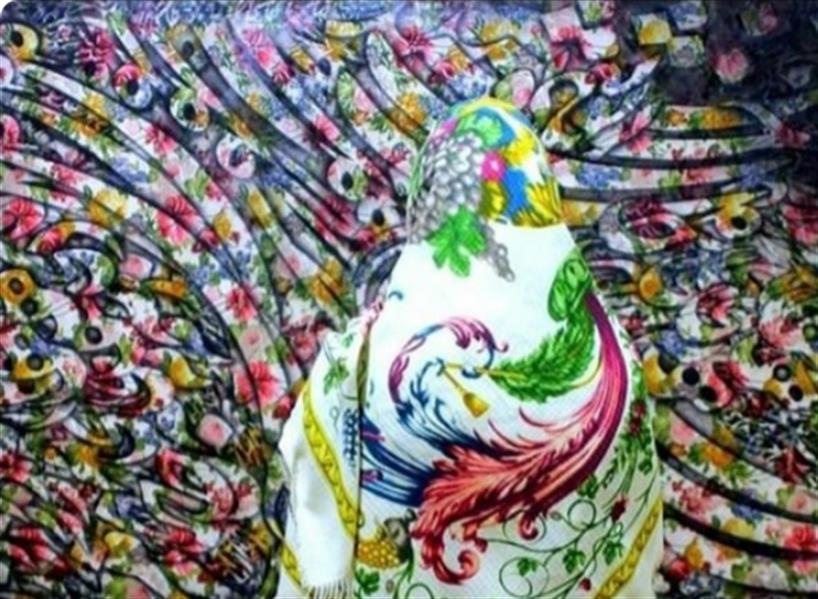 هنر عکاسی محفل عکاسی جلال الدین  سخا نام اثر: ریتم ورنگ عکاس: جلال الدین سخا