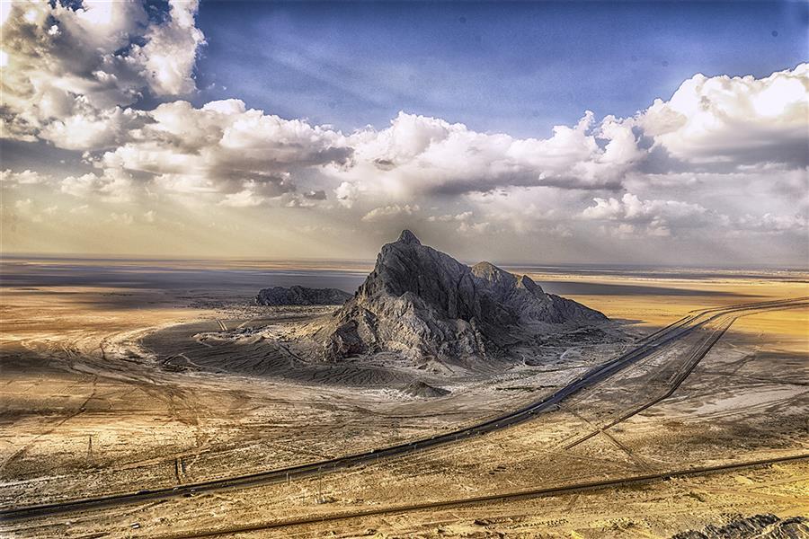 هنر عکاسی محفل عکاسی روح الله نادری نسب کوه کویز 1398 - روح الله نادری نسب