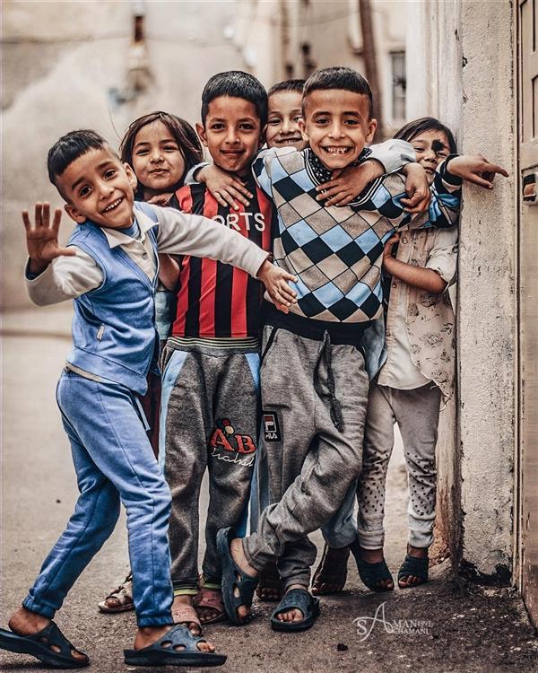 هنر عکاسی محفل عکاسی Saman-chamani کودکی تلخ یا شیرین