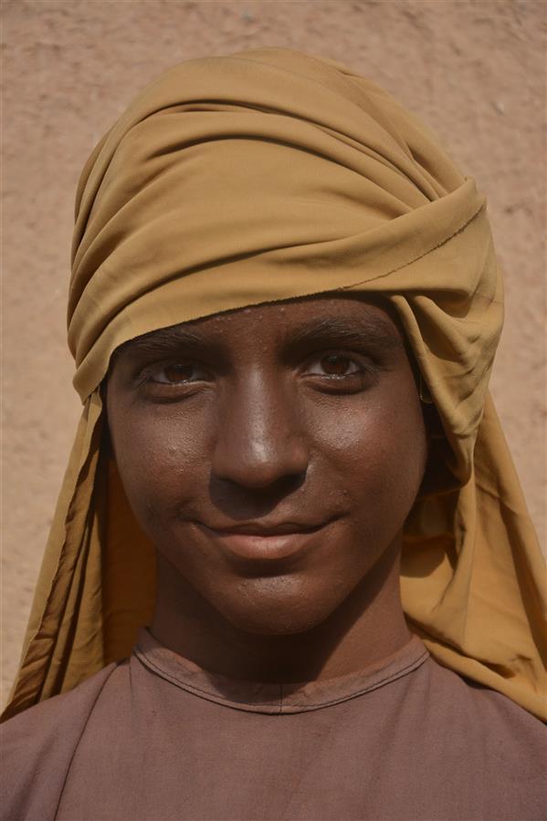 هنر عکاسی محفل عکاسی یونس مرادی پسر سیاه پوست - سال 1395-یونس مرادی