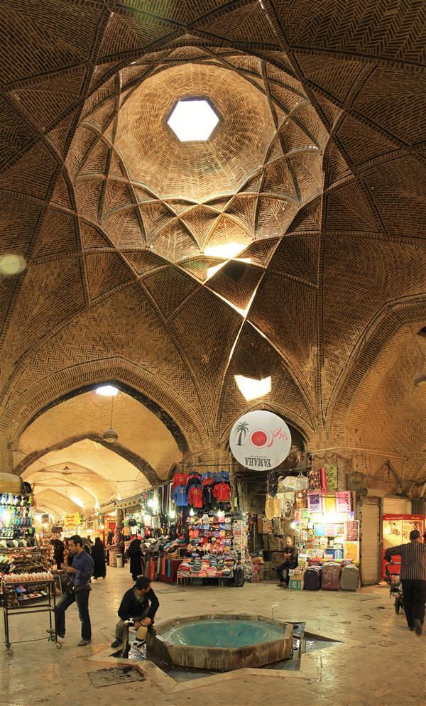 هنر عکاسی محفل عکاسی پیمان رشادی چهار سوق بازار سنتی اراک