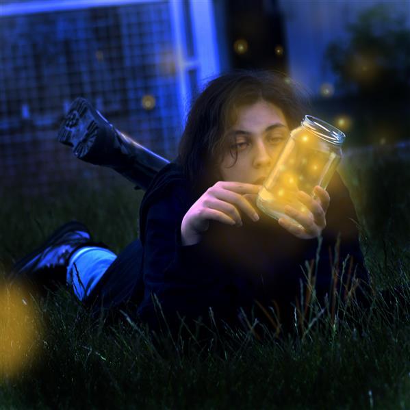 هنر عکاسی محفل عکاسی فاطمه نعمت اللهی مجموعه مدفن کرم های شبتاب