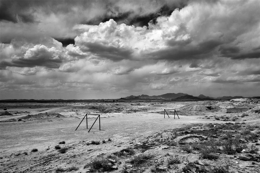 هنر عکاسی محفل عکاسی Silkroad Artist: Hamed Nazari Series: Lake Urmia, 2013 Edition 2/3