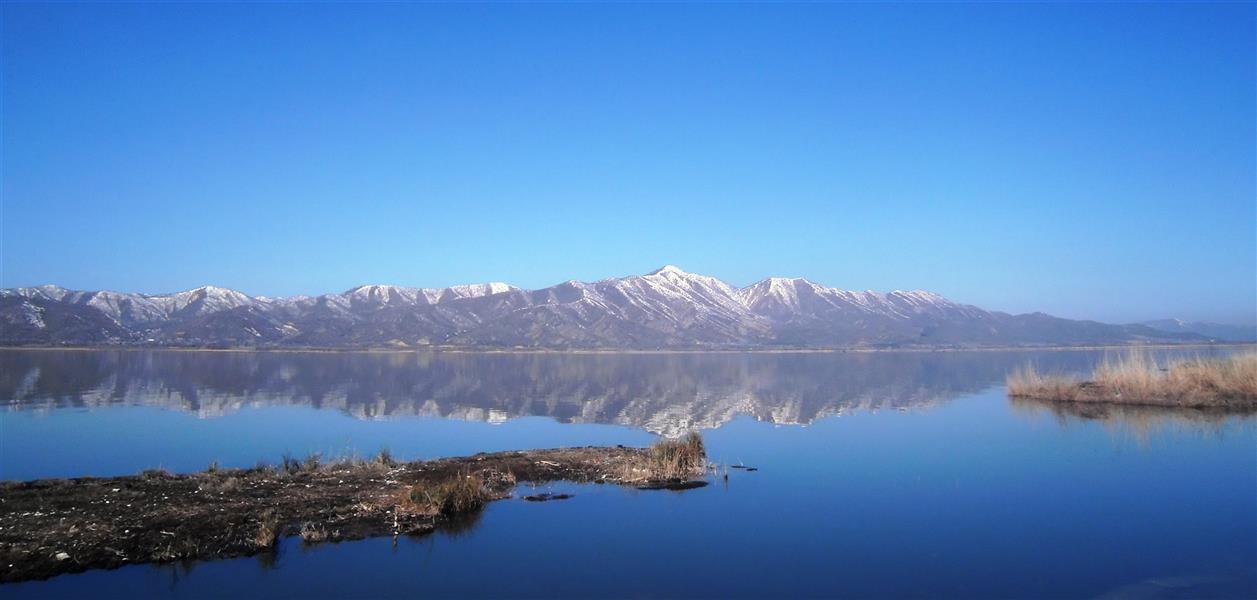 هنر عکاسی محفل عکاسی امیر ایراندوست عکاسی لنداسکیپ، دریاچه #زریبار (1391) اثر امیر ایراندوست