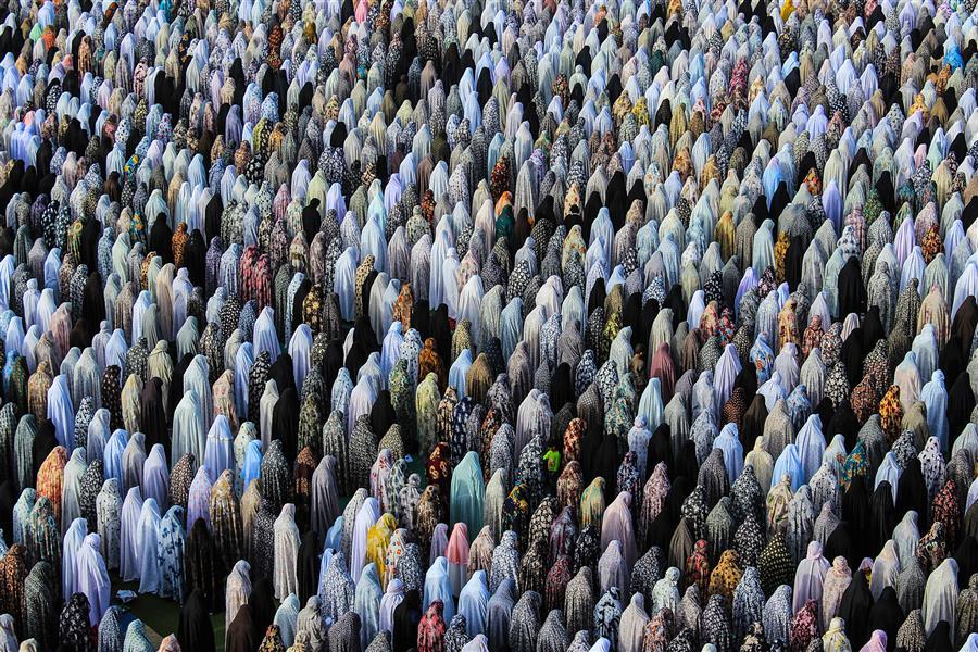 هنر عکاسی محفل عکاسی رضا زنگنه #رنگ#نماز