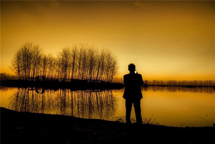 هنر عکاسی محفل عکاسی Azadeh mohammadpour غروب