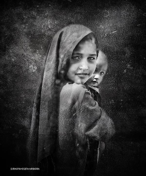 هنر عکاسی محفل عکاسی amirhossein naghian پرتره