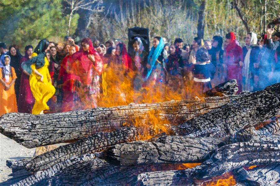 هنر عکاسی محفل عکاسی Edris Khosravizadeh رقص در آتش