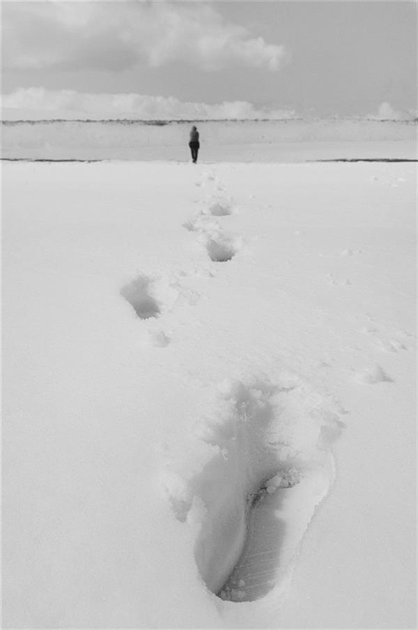 هنر عکاسی محفل عکاسی محمد دادستان Deep Footprint برف #زمستان #مینیمال #انسان #ردپا #آرت #فاین_آرت #مونوکروم #سیاه_و_سفید #مفهومی #conceptual# minimal #snow #fine_art #winnter #monochrome #human #art