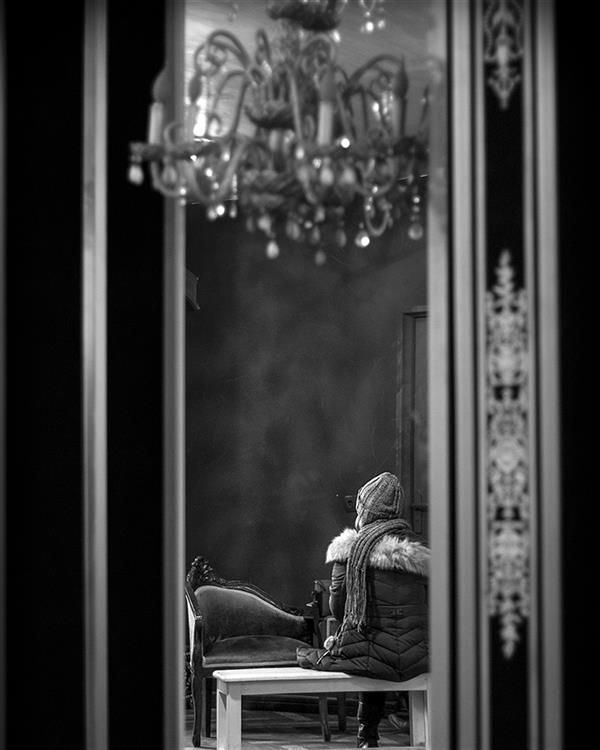 هنر عکاسی محفل عکاسی محمد وطن خواه پیچیدگی انتظار