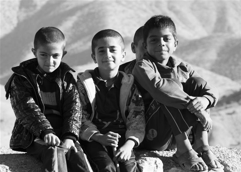 هنر عکاسی محفل عکاسی محمدشیخ میری کودکان احساس جای بازی این جاست