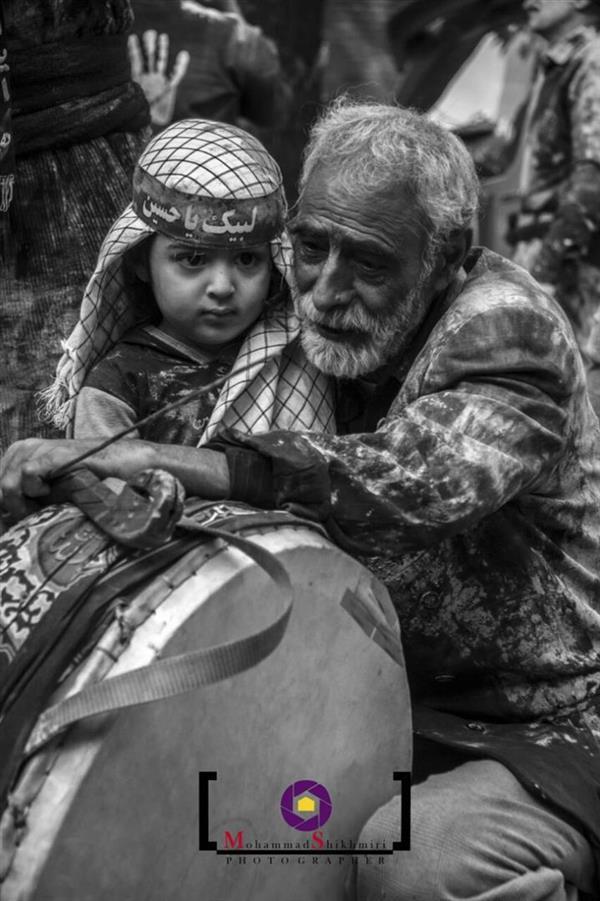 هنر عکاسی محفل عکاسی محمدشیخ میری هزارون غم به دل اندوته دیرم