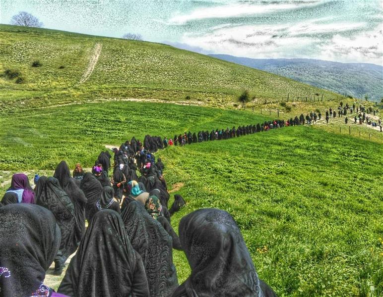 هنر عکاسی محفل عکاسی roqeyeh-zare مسیر قبرستان
