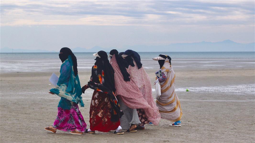 هنر عکاسی محفل عکاسی Alirezashams دختران دریا
