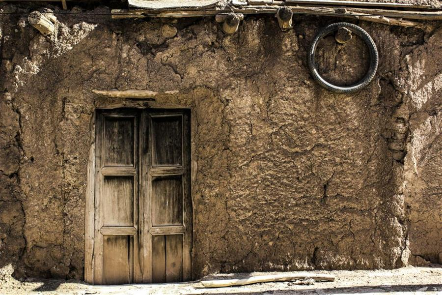 هنر عکاسی محفل عکاسی فاطمه فصیحی #خانه_قدیمی #خاطرات #کودکی #روستا #در