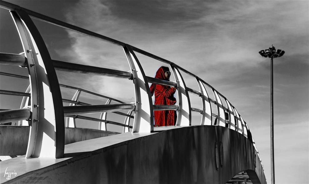 هنر عکاسی محفل عکاسی حسین یزدانفر قرمز