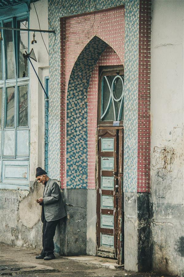 هنر عکاسی محفل عکاسی سهند قلیزاده حمام حاج آقا بزرگ رشت