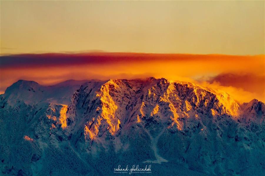 هنر عکاسی محفل عکاسی سهند قلیزاده ارتفاعات درفک