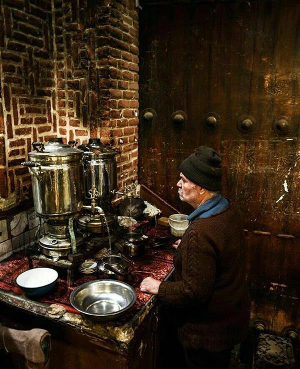 هنر عکاسی محفل عکاسی داود جمال #بازار