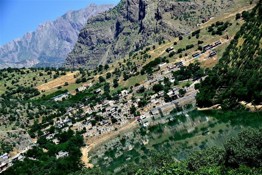 هنر عکاسی محفل عکاسی Tchiya مناطق اورامانات(هورامان) ،روستای بلبر . هورامان(زادگاه اهورا مزدا)