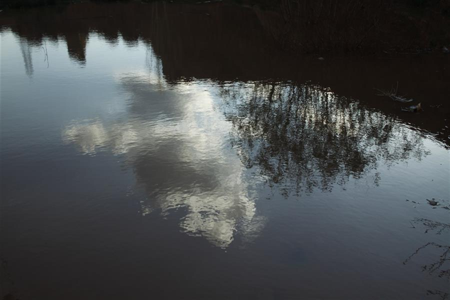 هنر عکاسی محفل عکاسی صادق رستمی آب رنگ طبیعت