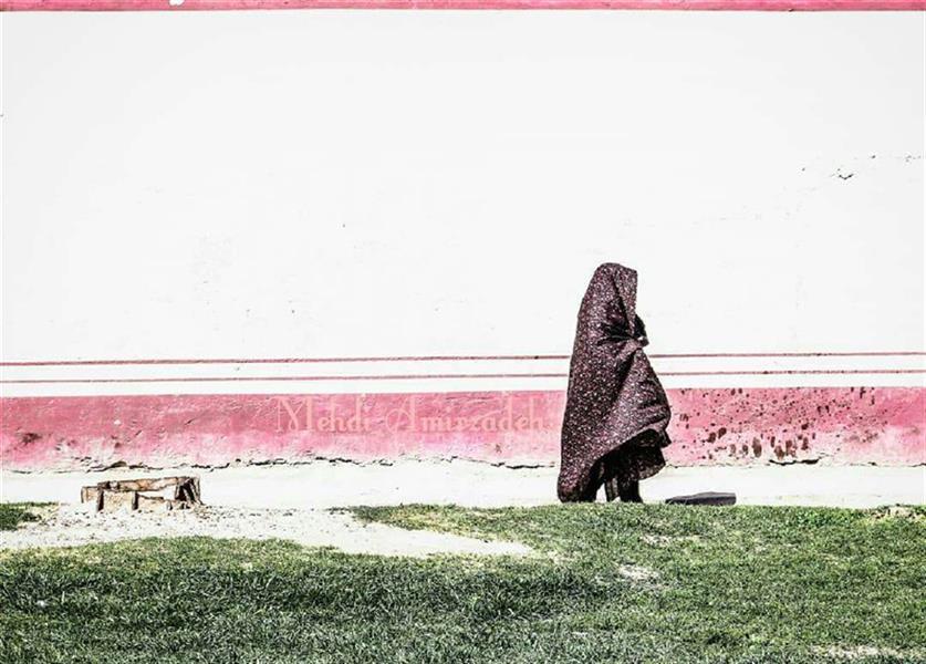 هنر عکاسی محفل عکاسی مهدی امیرزاده نام اثر:خط صورتی…… Pink line…… مینیمال و استریت #minimal  #minimalphotography #streetphotography #street_photography #Minimailst #مینیمالیست