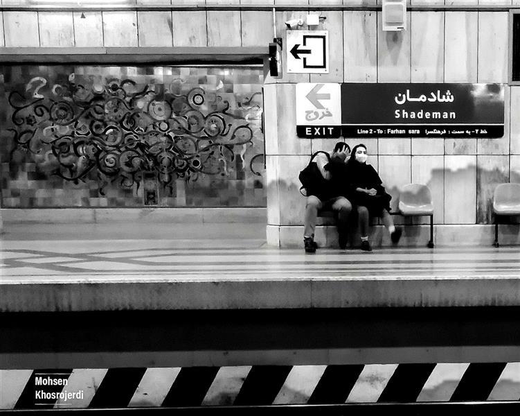 هنر عکاسی محفل عکاسی محسن خسروجردی و شادمانی ای که نایاب است...