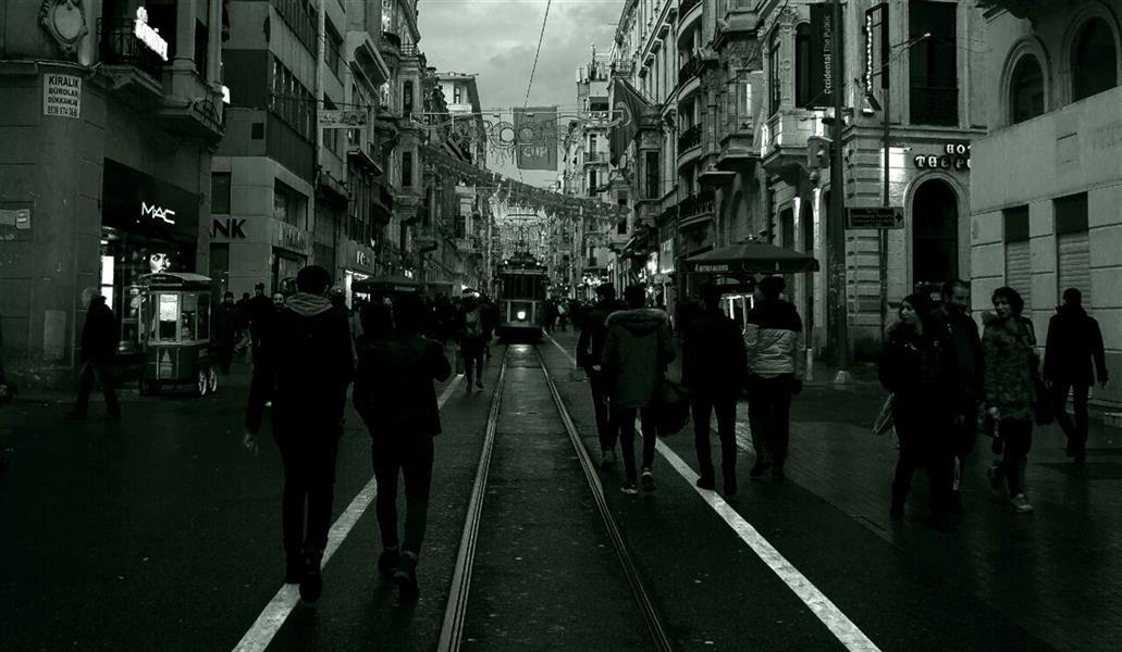 هنر عکاسی محفل عکاسی محسن خسروجردی #استانبول