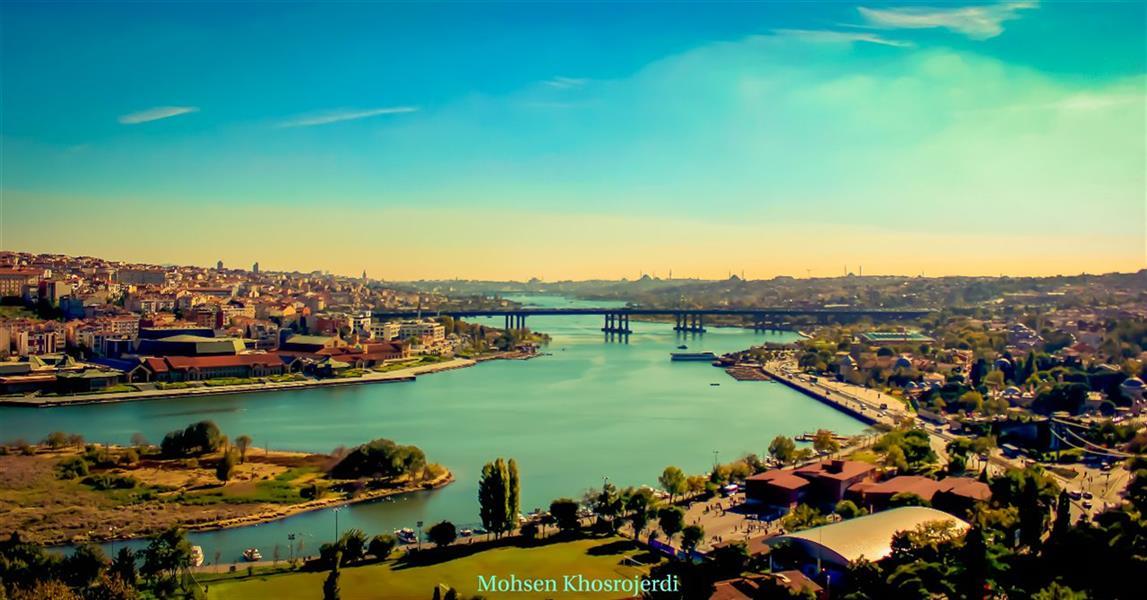 هنر عکاسی محفل عکاسی محسن خسروجردی #istanbul